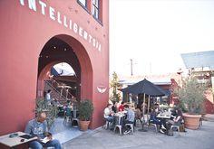 Intelligentsia Coffee- Silver Lake Coffeebar, West Hollywood