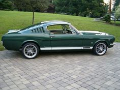 1964 Ford Mustang Fastback