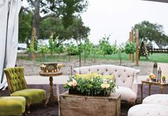 15 Lounge Ideas for 15 Wedding Styles   The Knot Blog – Wedding Dresses, Shoes, & Hairstyle News & Ideas