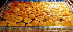 Domácí meruňkový kompot s máslem - VařímeDobroty.cz Chana Masala, Beans, Sweets, Vegetables, Ethnic Recipes, Food, Gummi Candy, Candy, Essen