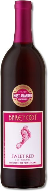 Barefoot Sweet Red......Delicious!