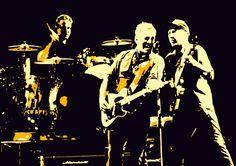 Bruce Springsteen 2014-01-29 Bellville Velodrome, Cape Town, South Africa #springsteen #music #concert #brucespringsteen