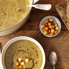 How to Feel Chic While Eating Lentil Soup  on Food52
