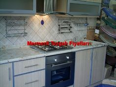 Mermerit kitchen countertops are the most widely used . Tire Craft, Kitchen Containers, Water Into Wine, Kitchen Benches, Bathroom Countertops, Wall Cladding, Wall Storage, Paint Cans, Plant Holders