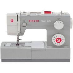Singer 4411 - Heavy Duty Model Sewing Machine, Grey