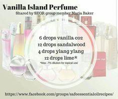 Can use as master diffuser blend. Vanilla island per Lime Essential Oil, Vanilla Essential Oil, Essential Oil Candles, Essential Oil Perfume, Essential Oil Diffuser Blends, Essential Oils, Perfume Parfum, Perfume Hermes, Fragrance Parfum