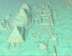 Pyramids Found in 2001 of the Coast of Cuba - about a Mile Underwater    Pyramids under the waters near Cuba were discovered by two scientists Paul Weinzweig and Pauline Zalitzki. They found the ruins of ancient buildings about a mile below t...See More