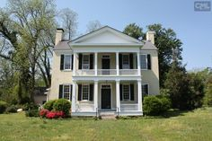 This Federal Style, Antebellum home was built in 1786 by Major John Vanderhorst, featured in the Fairfield sketchbook and is listed on the National Register of Historic Places. One of the oldest homes in Winnsboro, the home has 2987sf, 3BR 2BA, Master on main level, formal living and dining rooms,  wainscoting and moldings, hand carved woodwork, 5 large fireplaces with Adams-type mantels, 10 foot ceilings and more.  The home is constructed of ...