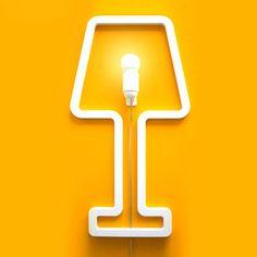 (26) eu.Fab.com   Shape Lamp White