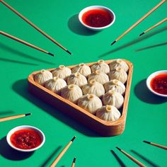 Dim sum billiards.  by @studiofurious
