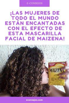 Botox natural con maizena