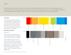 18 Adobe Corporate Brand Guidelines | Adobe Confidential | 25 October 2010  Pantone485  Pantone137  Pantone109  Pantone382  Pan...