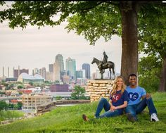 Kansas City Engagement and Wedding Photography
