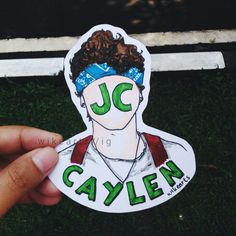 Jc Caylen [ig: wikearts] the details in the drawing's hair is great
