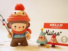 MunnyWorld Contest Winner by Kidrobot!, via Flickr