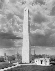 Bunker Hill Monument, Charlestown, Massachusetts