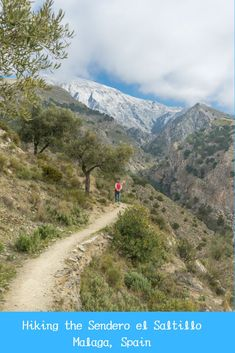 A hike with spectacular views, a hint of danger and a touch of romance in Malaga, the south of Spain. Portugal Travel, Spain And Portugal, Spain Travel, Backpacking Europe, Europe Travel Guide, Travel Destinations, Best Travel Guides, Travel Advice, Travel Ideas