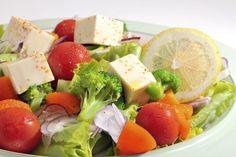 10 saladas que vão te fazer perder peso