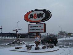 A & W - Ford Road - Garden City, Michigan