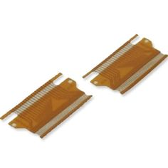 FPC circuit board with six layers, made of PI material, comes with only 0.2mm board thickness for saving more space in the conductor pattern and power.