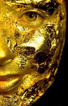 Gold Girl von Heike F. Herden