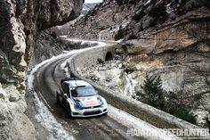 Volkswagen Polo WRC Rally Car