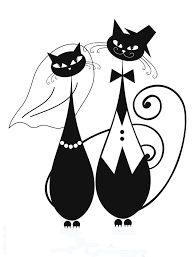 Картинки по запросу свадебная пара клипарт