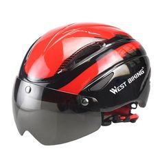West Biking Bicycle Helmet Ultralight Integrally Molded EPS Bike Safety Helmet for Road Mountain Cycling: Amazon.co.uk: Sports & Outdoors