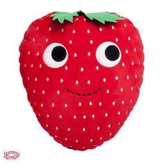 """YUMMY WORLD Strawberry 10"""" Plush"""