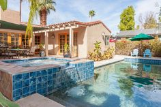 Check out this awesome listing on Airbnb: Casita Luz Palm Springs Guest House in Palm Springs