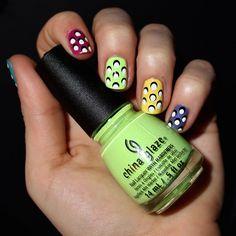 3D dot nails!