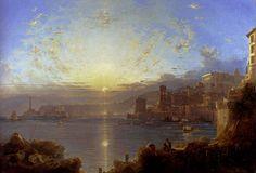 Genoa  Franz Richard Unterberger