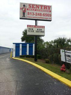 Sentry Self Storage 4901 E Adamo Dr Tampa