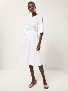 1321ad376b1 What to Wear · Spring Summer 2018 Women´s CHECKED SKIRT WITH PLEATS at  Massimo Dutti for 110.