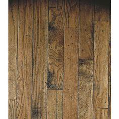 Bruce 3-1/4-in W Oak 3/4-in Solid Hardwood Flooring