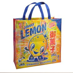 Johnny Lemon Shopper, 12€, now featured on Fab.
