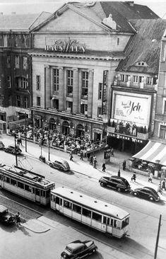 1950 West-Berlin - Filmbühne Wien, Kurfürstendamm 26.