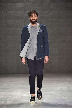 #Menswear #Trends EMRE ERDEMOGLU Spring Summer 2015 Primavera Verano #Tendencias #Moda Hombre