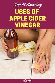 amazing uses of apple cider vinegar