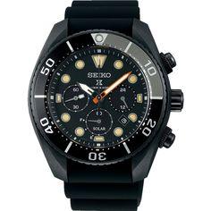 Seiko Diver, Seiko Sumo, Bracelet Silicone, Seiko Solar, Mens Designer Watches, Solar Watch, Seiko Men, Swiss Army Watches, Black Series
