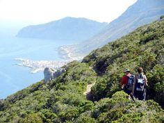 trekking - Marettimo - Isole Egadi