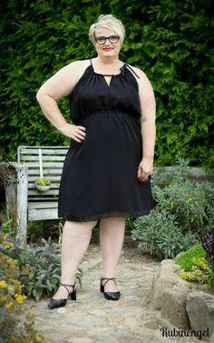 Plus Size Dress from Rubinengel