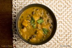 Black Bean & Winter Squash Soup, Cook for your Life, anti-cancer recipes