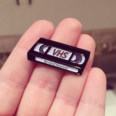 Hey, I found this really awesome Etsy listing at https://www.etsy.com/listing/468923114/vhs-tape-enamel-pin