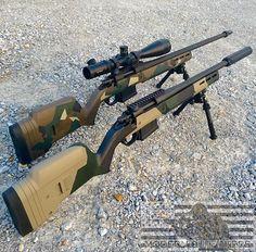 Remington 700 Builds