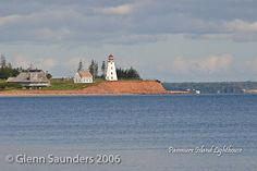 Glenn Saunders photography Panmure Island lighthouse with that 2-mile causeway I mentioned earlier.