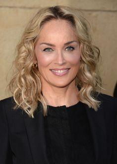 Beauty Blogging Junkie: Makeup: Sharon Stone At The 'Lovelace' Premiere