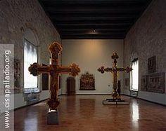 Fototeca CISA Scarpa - foto CS000868 - Palazzo Abatellis, Galleria Regionale della Sicilia