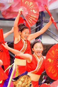 小田原『えっさホイおどり2014』グランプリで2連覇♪