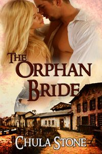The Orphan Bride by Chula Stone http://www.stormynightpublications.com/a-futuristic-spanking-romance/  Publisher's Note: The Orphan Bride contains both consensual and non-consensual spankings of an adult woman, including domestic discipline. If such material offends you, please don't buy this book.